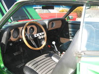 picture of 1969 ford mustang fastback interior - 1969 Ford Mustang Fastback Interior
