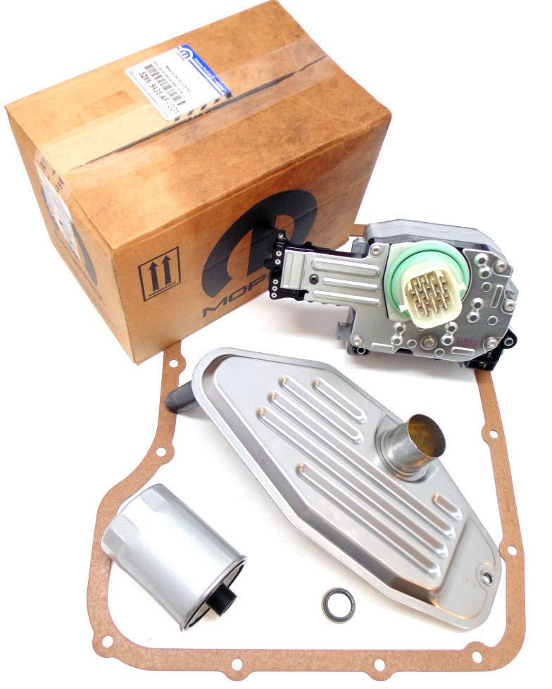 2004 dodge ram 1500 transmission solenoid