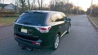 Picture of 2014 Mitsubishi Outlander SE AWD, exterior