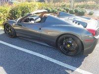 Picture of 2013 Ferrari 458 Italia Convertible, exterior