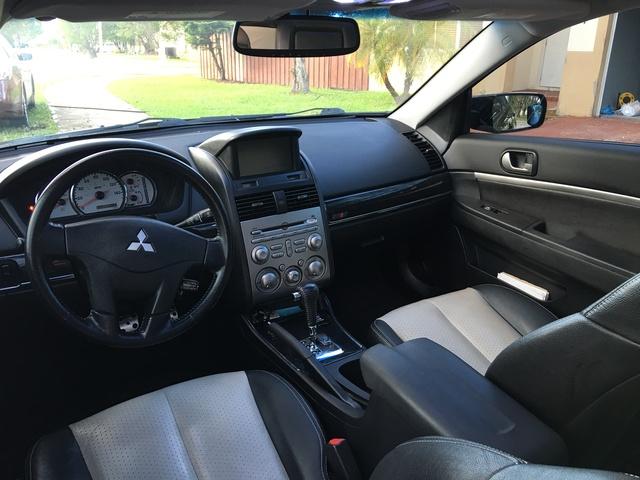 2009 Mitsubishi Galant Pictures Cargurus