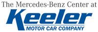The Mercedes-Benz Center at Keeler Motor Car Company logo