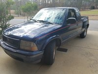 Picture of 1998 GMC Sonoma 2 Dr SLS Sport 4WD Extended Cab Stepside SB, exterior
