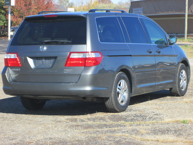 Marvelous Picture Of 2007 Honda Odyssey