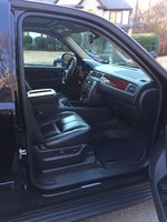 Picture of 2014 GMC Yukon SLT 4WD, interior