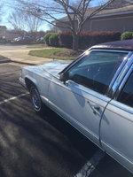 Picture of 1991 Cadillac Brougham Base Sedan, exterior