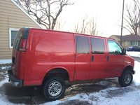 2000 Chevrolet Express Cargo Picture Gallery