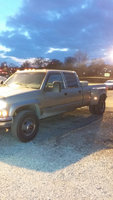Picture of 1999 Chevrolet C/K 3500 Crew Cab Long Bed 4WD, exterior