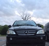 Picture of 2001 Mercedes-Benz M-Class ML 55 AMG, exterior