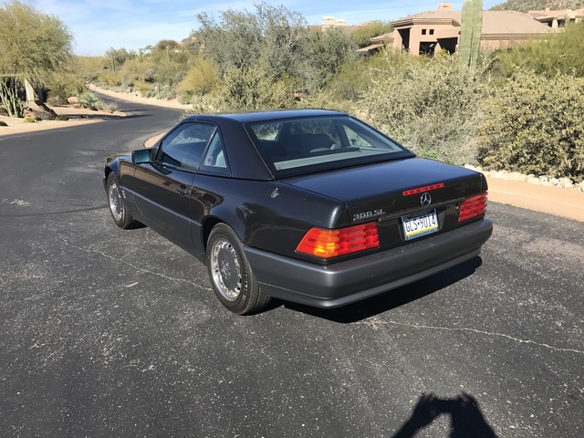 Picture of 1992 Mercedes-Benz SL-Class 300SL
