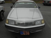 Picture of 1988 Ford Thunderbird Base, exterior, gallery_worthy