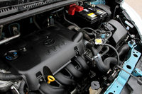 Picture of 2014 Toyota Yaris L, engine