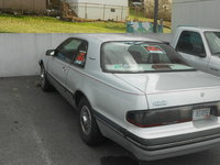 Picture of 1988 Ford Thunderbird Base, exterior