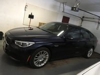 2015 BMW 5 Series Gran Turismo Overview
