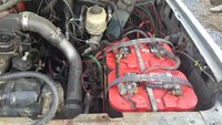 Picture of 1988 Ford F-350 XLT Lariat Crew Cab 4WD LB, engine, gallery_worthy