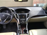 Picture of 2015 Acura TLX Base, interior