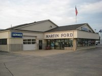 Martin Ford Sales Incorporated logo