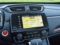 2017 Honda CR-V Touring AWD, 2017 Honda CR-V Touring navigation display screen, interior