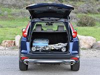 2017 Honda CR-V Touring AWD, 2017 Honda CR-V Touring cargo area and space, interior