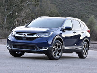2017 Honda CR-V Picture Gallery