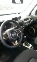 Picture of 2016 Jeep Renegade Sport, interior