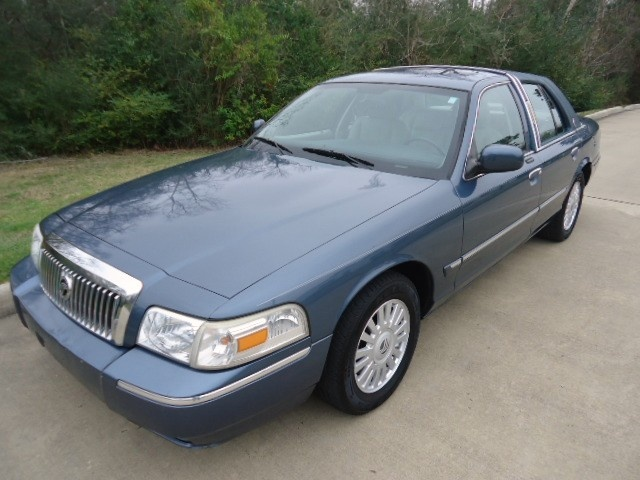 2008 Mercury Grand Marquis Pictures Cargurus