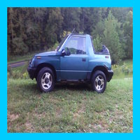 Picture of 1996 Geo Tracker 2 Dr STD 4WD Convertible, exterior