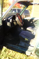 Picture of 1996 Geo Tracker 2 Dr STD 4WD Convertible, interior