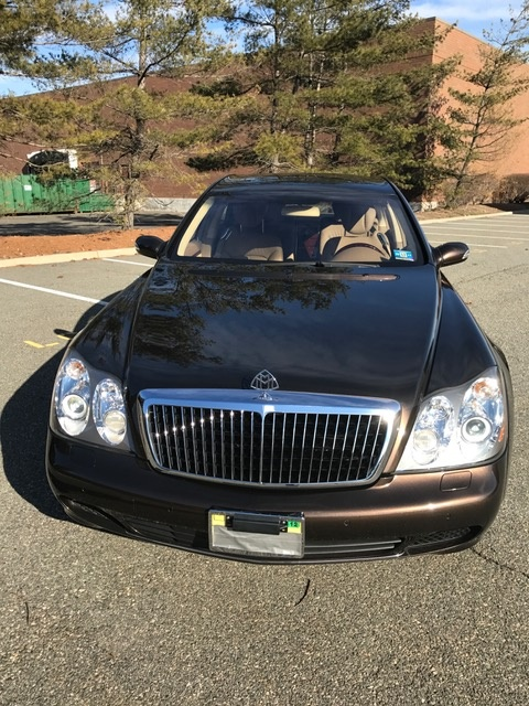 Picture of 2004 Maybach 57 4 Dr Turbo Sedan, exterior