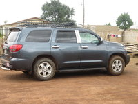 Picture of 2008 Toyota Sequoia SR5 5.7L 4WD, exterior