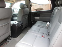 Picture of 2008 Toyota Sequoia SR5 5.7L 4WD, interior