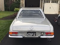 1969 Mercedes-Benz 280 Overview