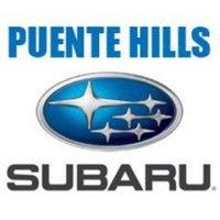 Puente Hills Subaru logo