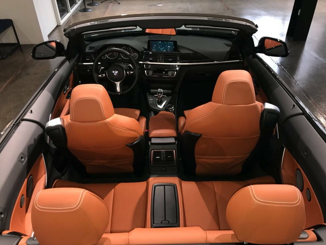 Picture Of 2016 BMW 4 Series 435i Convertible RWD Interior Gallery Worthy
