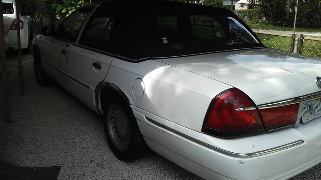 Picture of 2000 Mercury Grand Marquis