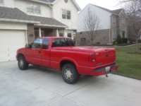 Picture of 2001 GMC Sonoma SLS Extended Cab Short Bed 4WD, exterior