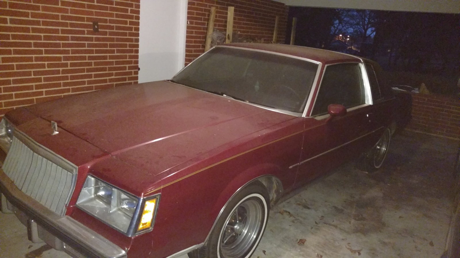 Buick Regal Questions - i have a 1981 buick regal v6 and wanted to ...
