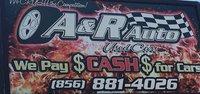 A&R Auto logo