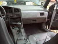 Picture of 1992 Subaru SVX 2 Dr LS AWD Coupe, interior