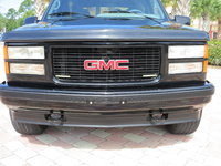 Picture of 1995 GMC Yukon SLE 4WD, exterior