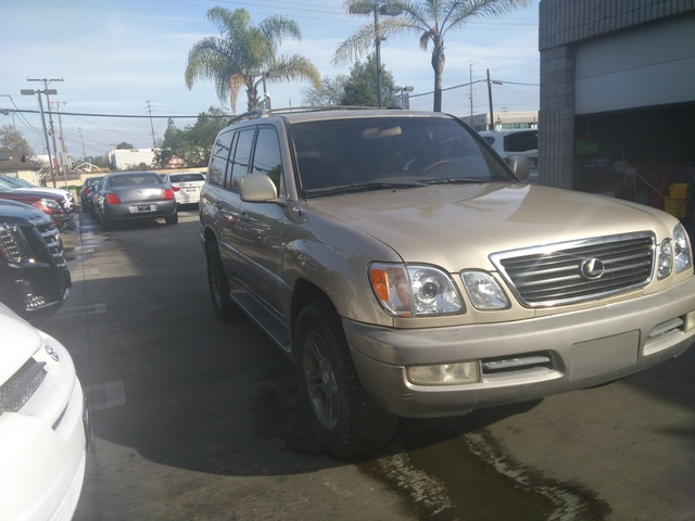 Picture of 2001 Lexus LX 470 Base