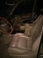 Picture of 2001 Lexus LX 470 Base, interior