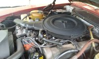 Picture of 1973 Mercedes-Benz 450-Class, engine