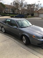 Picture of 2008 Saab 9-5 2.3T, exterior