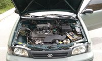Picture of 1995 Toyota Tercel 4 Dr DX Sedan, engine