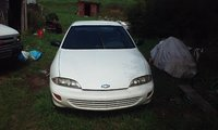 Picture of 1996 Chevrolet Cavalier Base Coupe, exterior