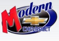 Modern Chevrolet logo