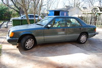 Picture of 1992 Mercedes-Benz 400-Class 4 Dr 400E Sedan, exterior