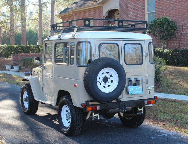 Picture of 1980 Toyota Land Cruiser