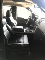 Picture of 2007 Lincoln Mark LT Base, interior